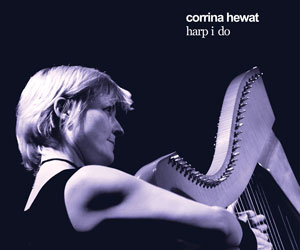 Harp I Do: New Solo CD