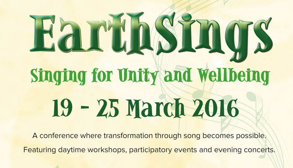 EarthSings 2016